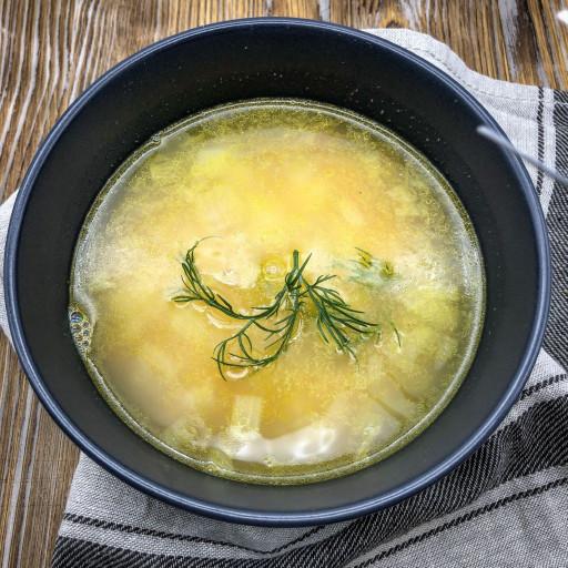 Суп вермишелевый с картофелем
