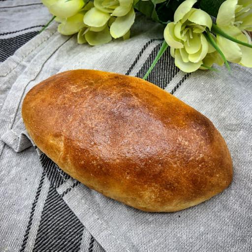 Пирожок с картошкой и яйцом